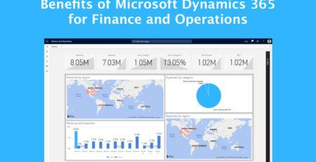 benefits of MS Dynamics 365