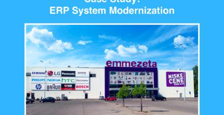 erp system modernization