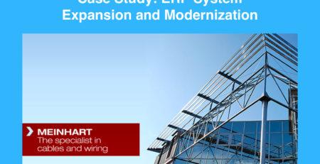 case study erp modernization